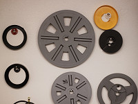 Cine Film - Reels & Covers