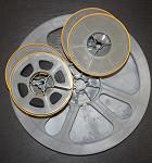 Cine Film - Spools
